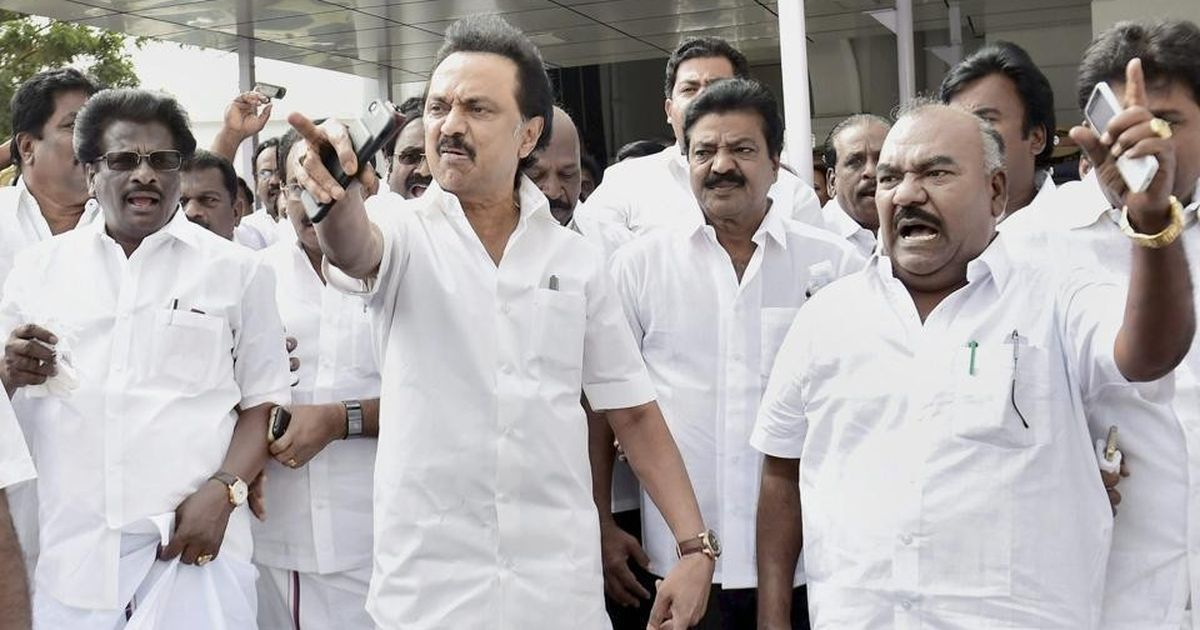MK Stalin says there will be 'war of independence' if Centre continues eroding states' rights
