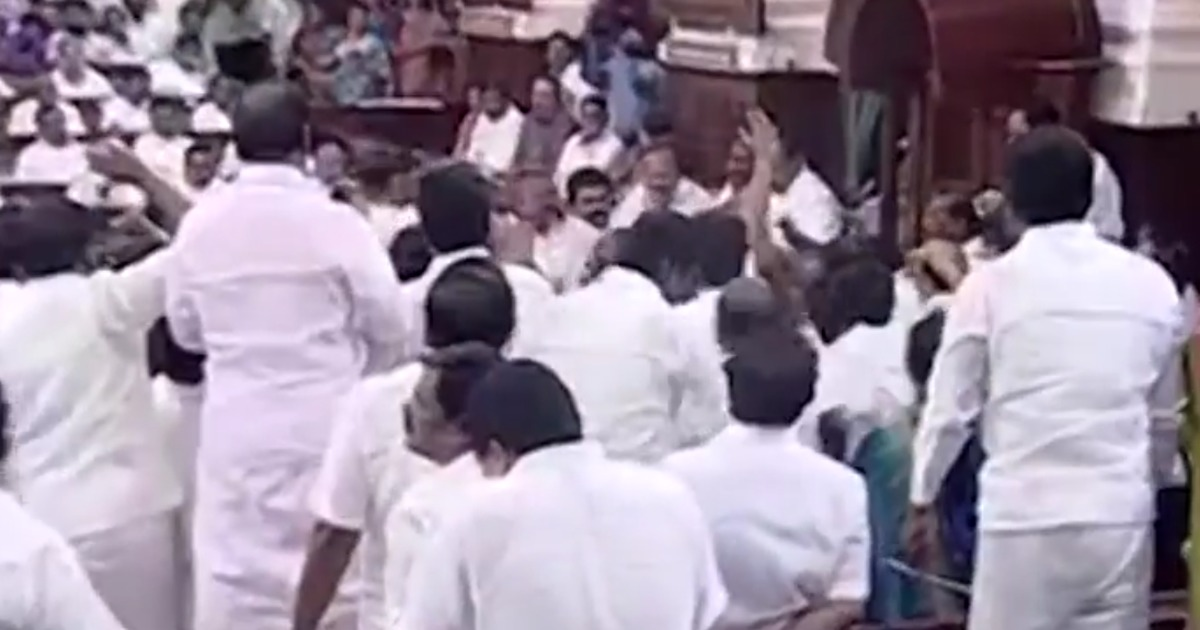 The Daily Fix: Tamil Nadu must vote for a new assembly – its government has no legitimacy