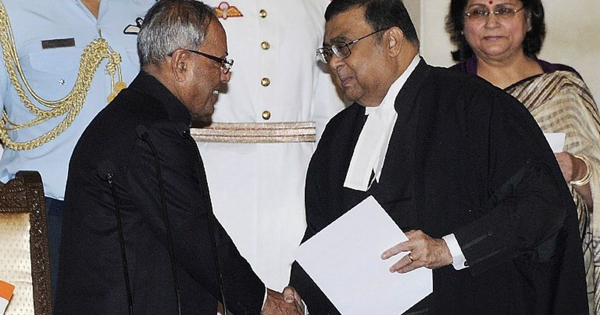 Former Chief Justice of India Altamas Kabir passes away in Kolkata