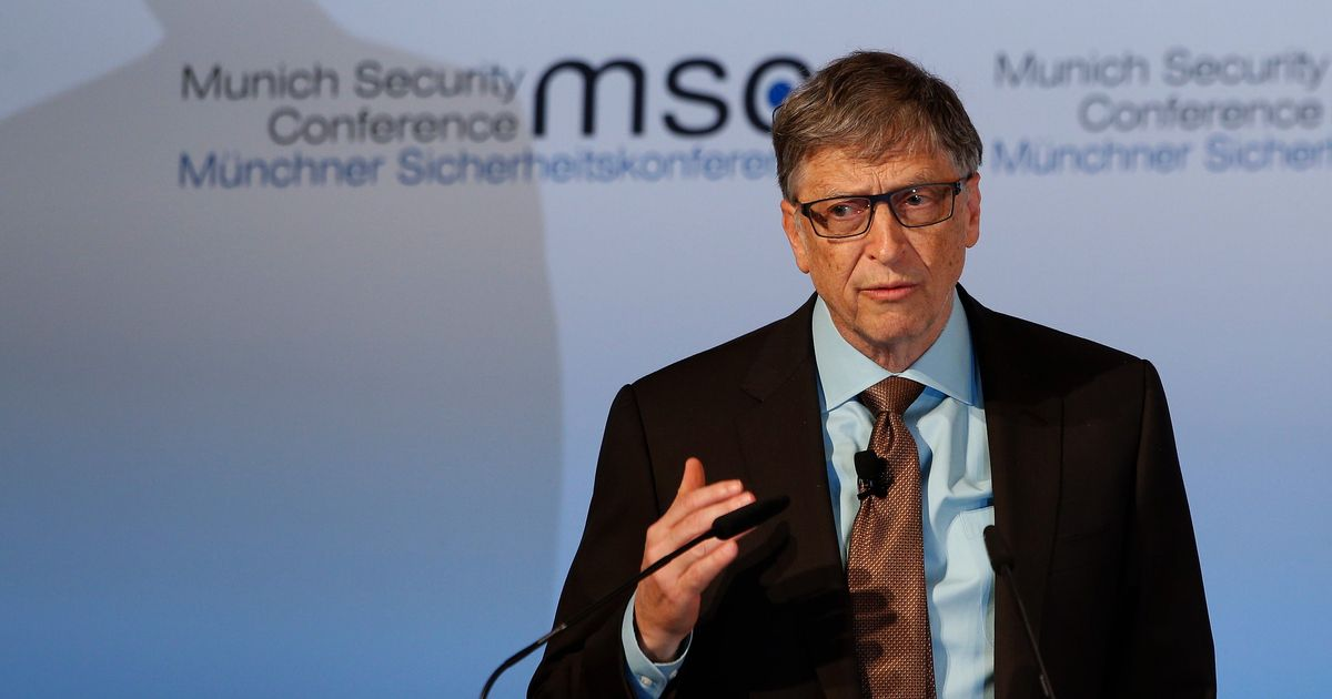 Gates listed for charity $4.6 billion