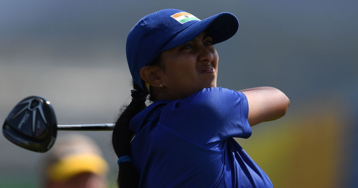 Golf: India's Aditi Ashok fails to find a single birdie, slips at US Women's Open