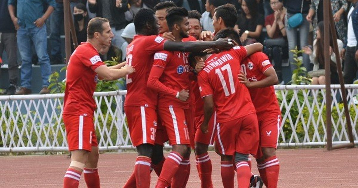 I-League: Aizawl FC hand table-toppers East Bengal their first defeat of the season