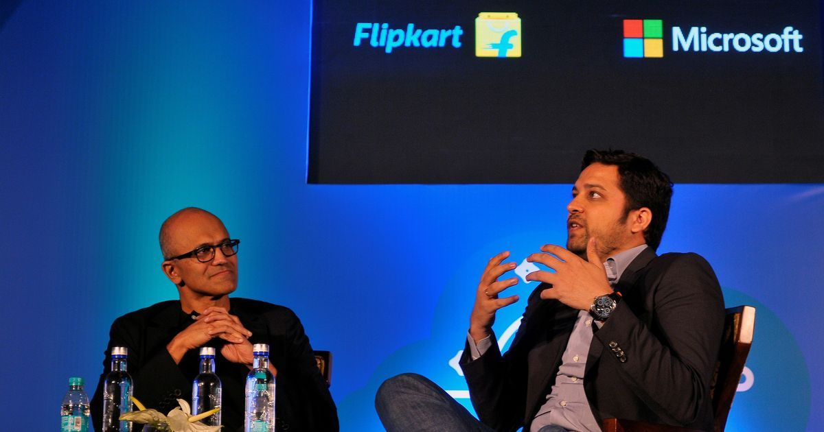 Flipkart, Microsoft forge cloud partnership to expand e-commerce
