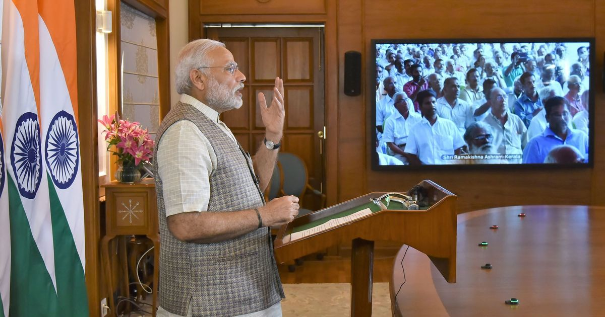 Full text: Narendra Modi says India's writers and scholars have always been free and fearless