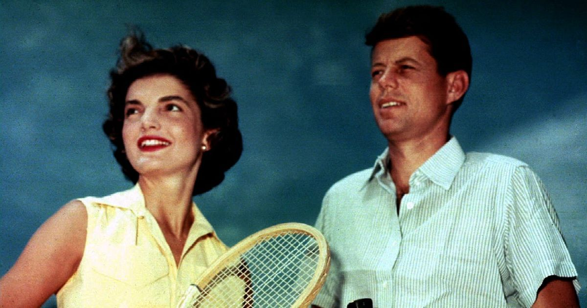 How Jacqueline Kennedy spun a fairytale web around herself