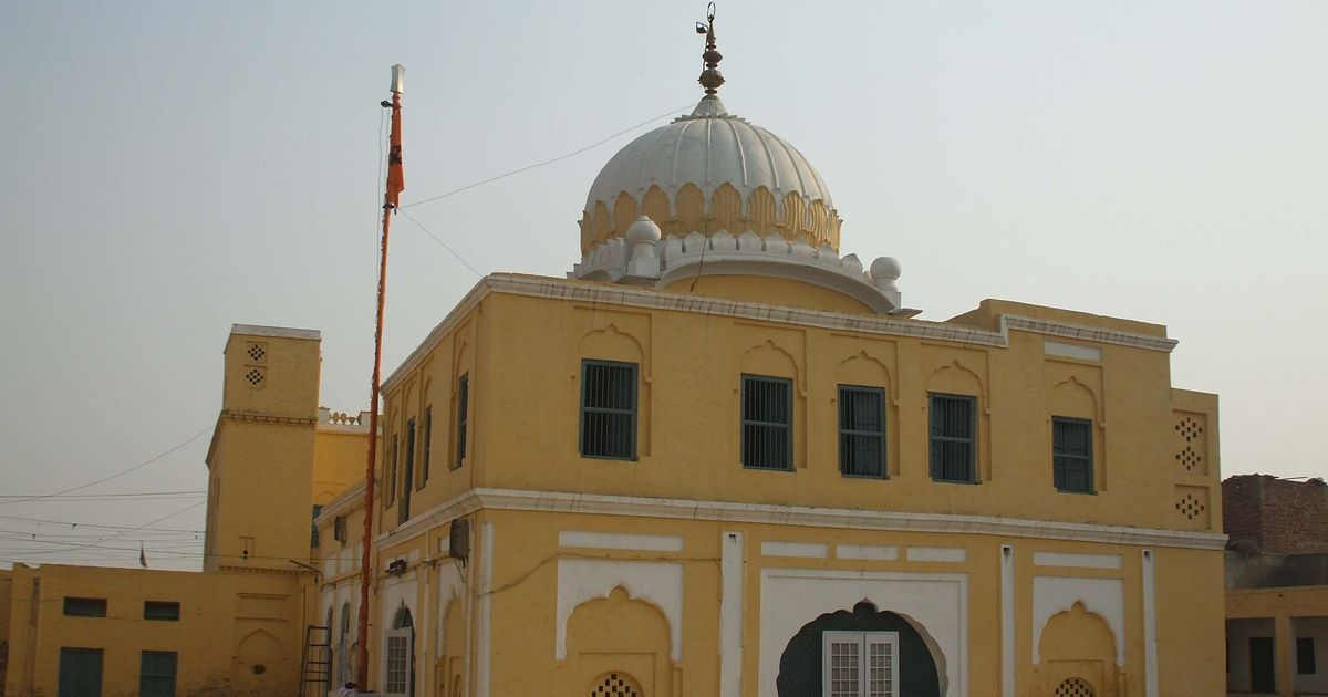 How a gurudwara in Pakistan's Nankana Sahib preserved and promoted Punjabi for centuries