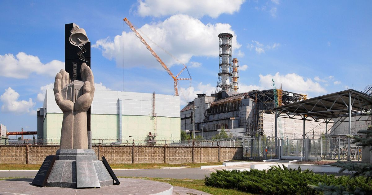 A solar power project is in the works to put contaminated land around Chernobyl site to good use