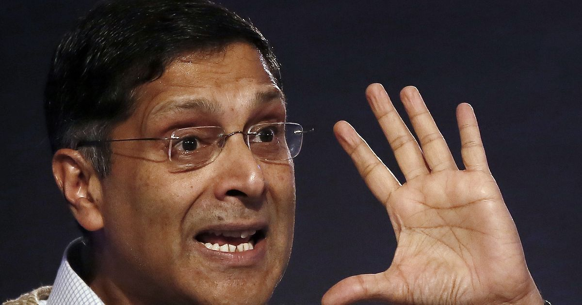 'An inefficient way of redistribution': Decoding Arvind Subramanian's views on demonetisation