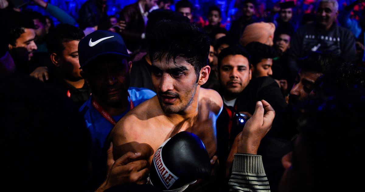 Three months after backing out, Zulpikar Maimaitiali set to challenge Vijender Singh again