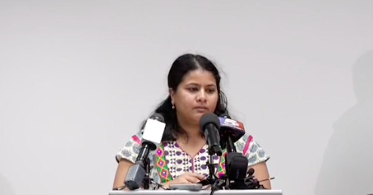 अमेरिका में मारे गए भारतीय इंजीनियर की विधवा ने ट्रंप सरकार से जवाब मांगा