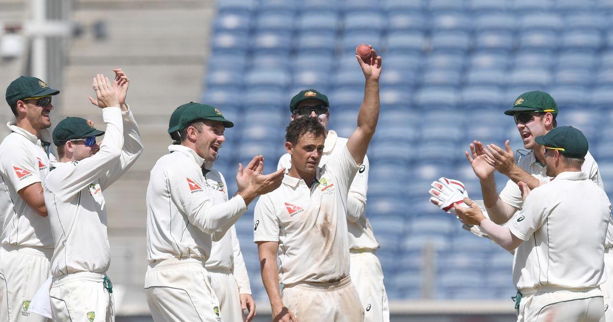 नंबर एक टेस्ट टीम भारत की शर्मनाक हार, ऑस्ट्रेलिया ने 333 रन से पटखनी दी