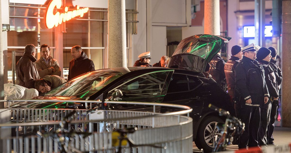 Heidelberg vehicle attack: Police investigate suspect