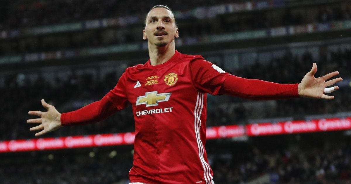 12a8d6ea195 For those that wrote him off at the start of the season, Ibrahimovic has  responded – Take Zlat!