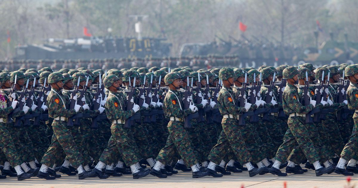 Myanmar Army official says 160 people were killed in clashes with ethnic groups near China border