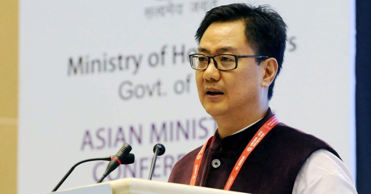 Nagaland Elections: Kiren Rijiju says beef 'not an issue', development is BJP's focus