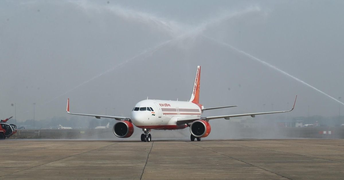 Air India to be reportedly split into four entities before its sale