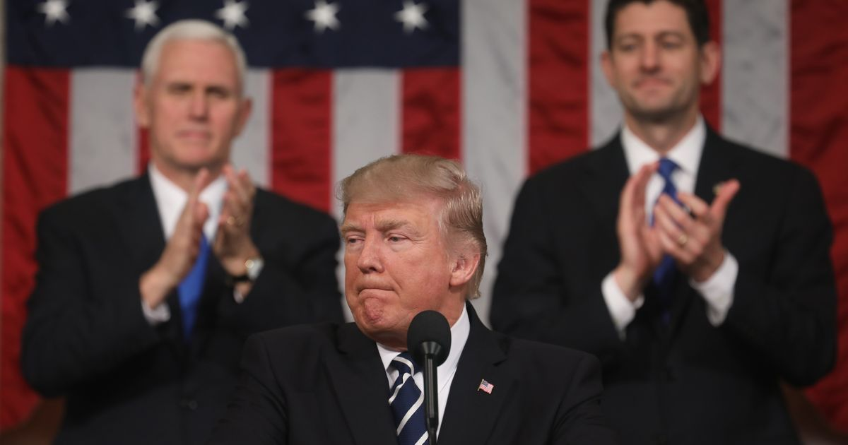 Donald Trump invites entire US senate to White House for briefing on North Korea