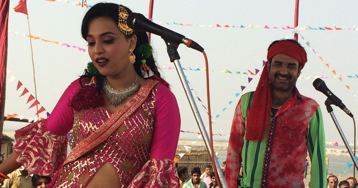 The erotic Bhojpuri song and the news headline that inspired 'Anaarkali of Aarah'