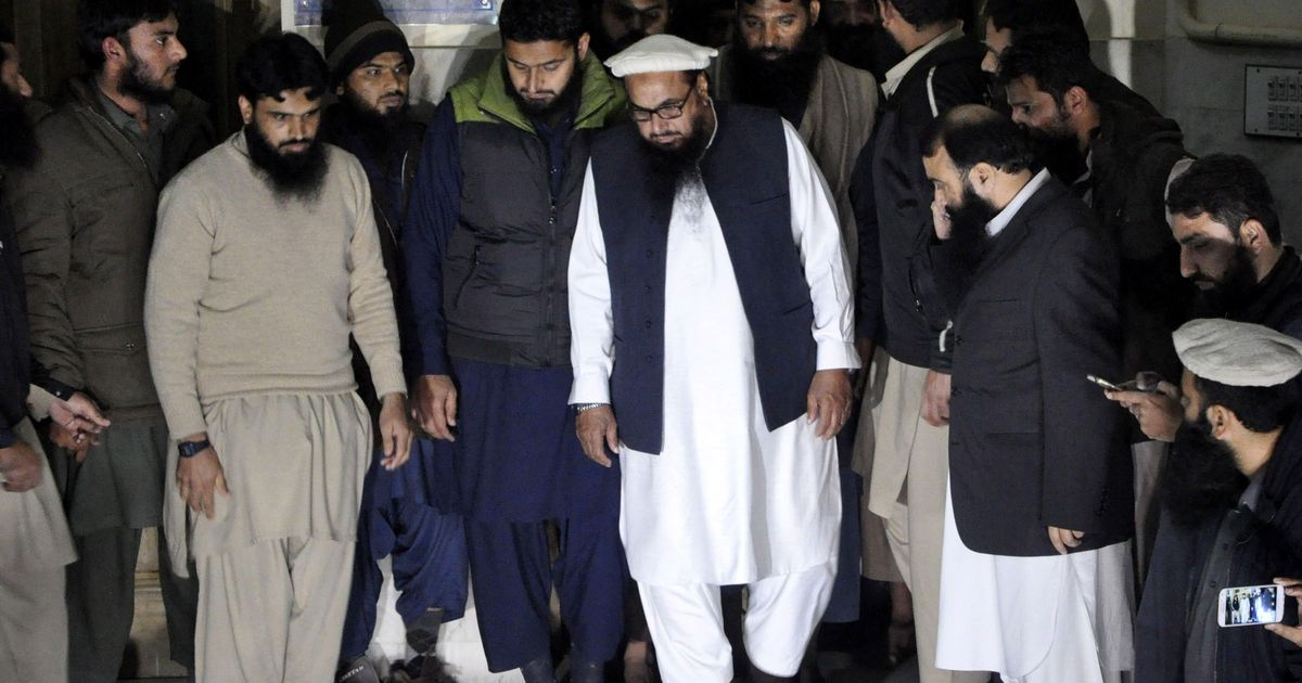 Pakistan's Election Commission refuses to recognise Hafiz Saeed-led Jamaat-ud-Dawa's political party