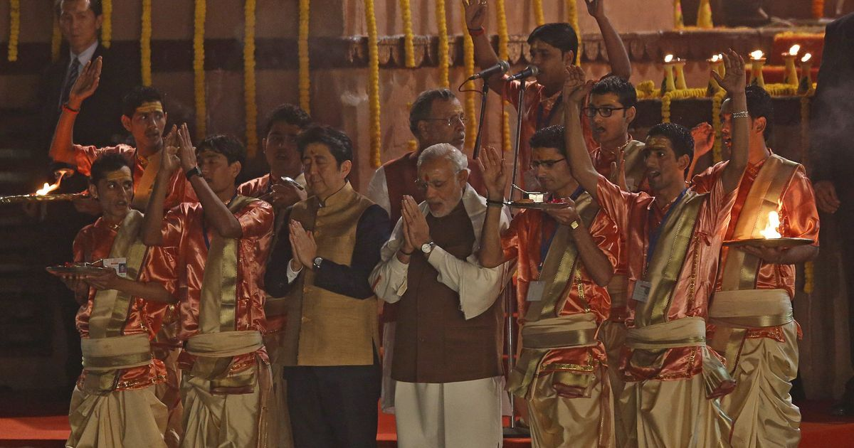 'Just wait for the magic man': Modi's Hindutva pitch in UP finds many fans in Varanasi