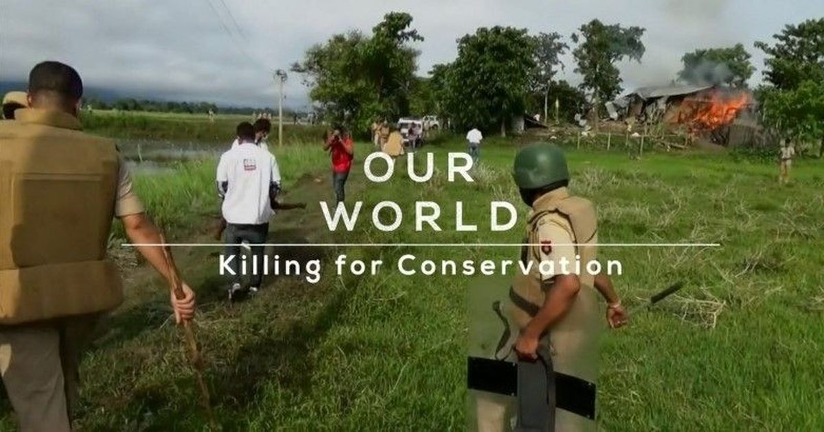 The ban on BBC from Indian tiger reserves is yet another case of shooting the messenger
