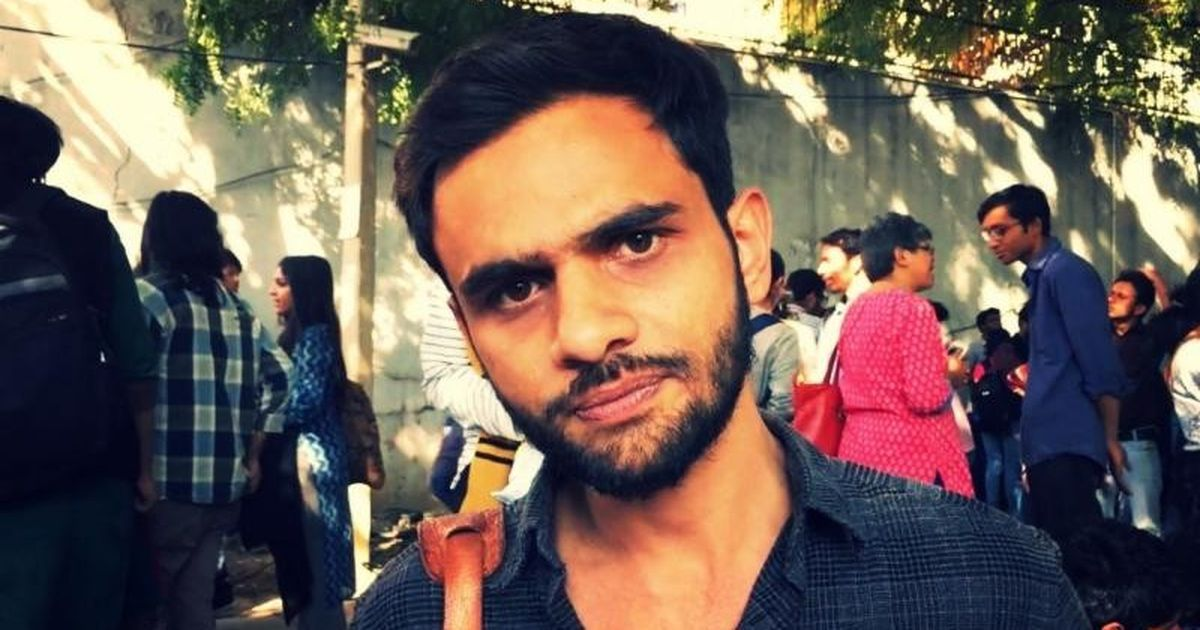 'Many TV studios are again playing the role of a lynch mob': Umar Khalid's open letter to the media