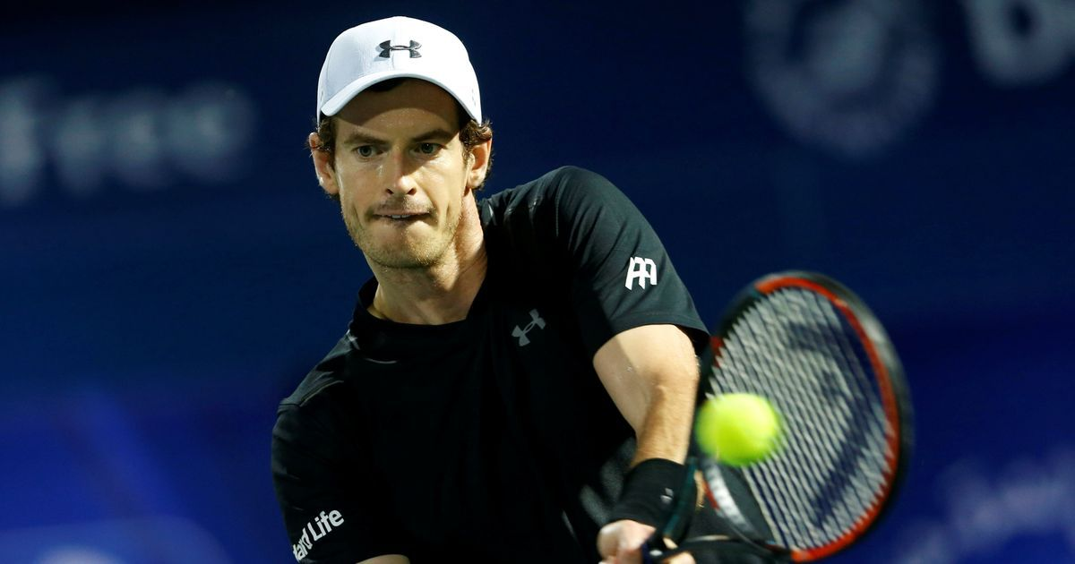 Andy Murray secures place in Dubai final
