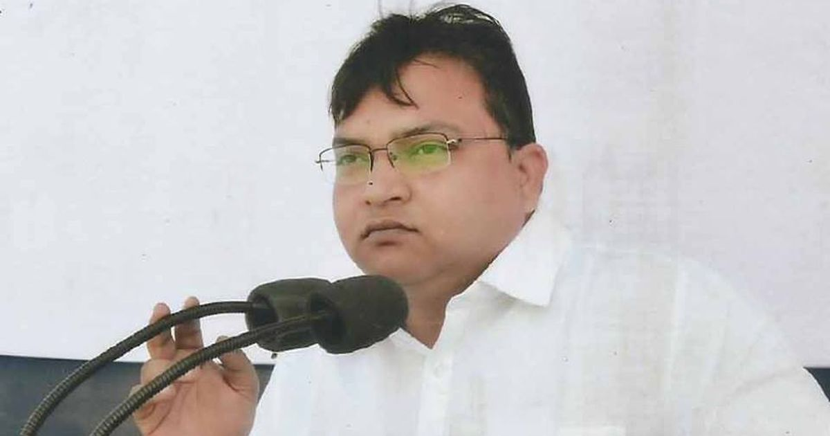 BSP candidate from Ayodhya Bazmi Siddiqui booked for rape