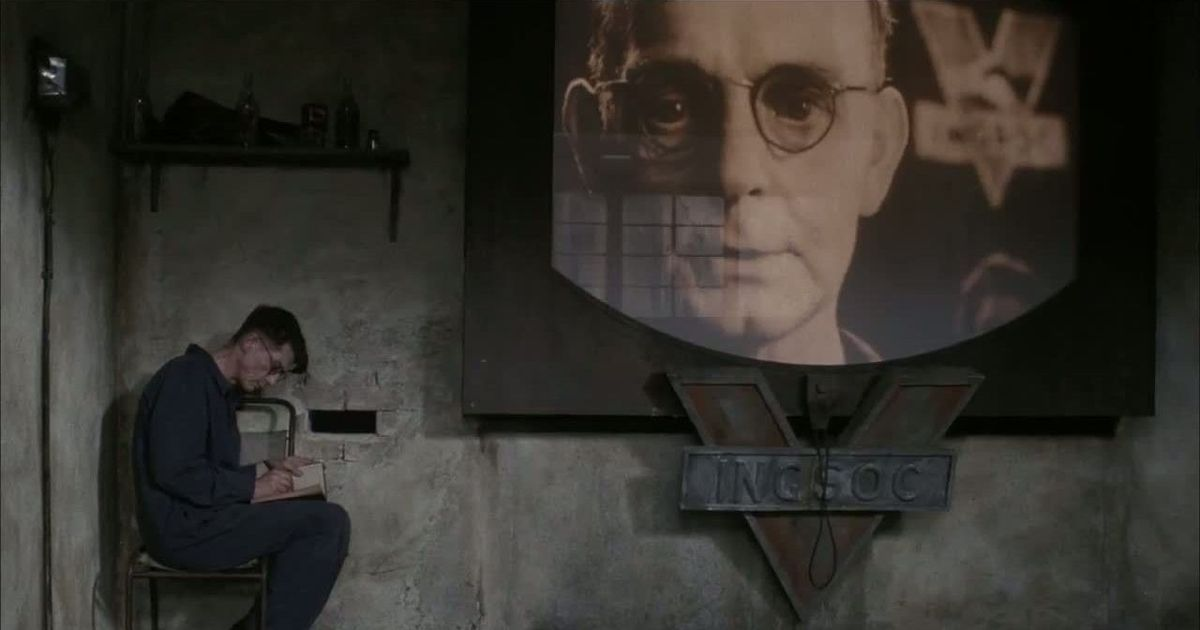 The film on 'Nineteen Eighty-Four' proves that it's never a bad time to wake up from a bad dream
