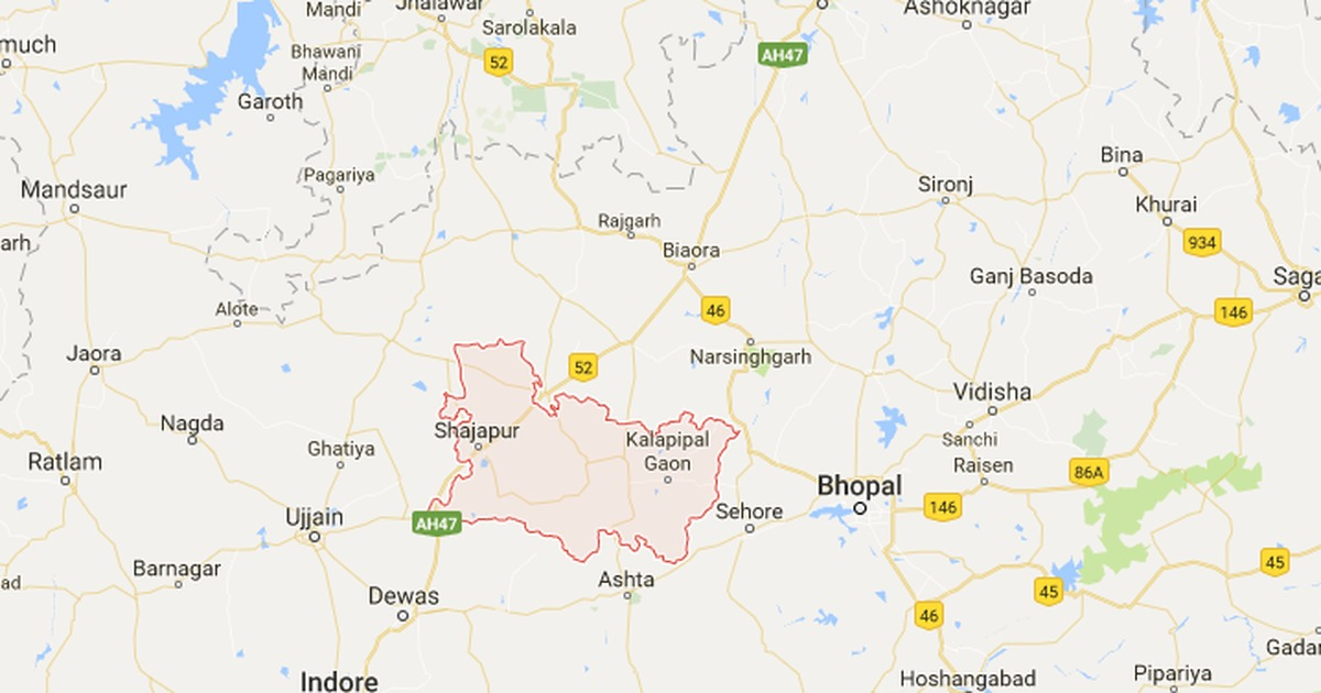 Massive Explosion in a Passenger Train in MP