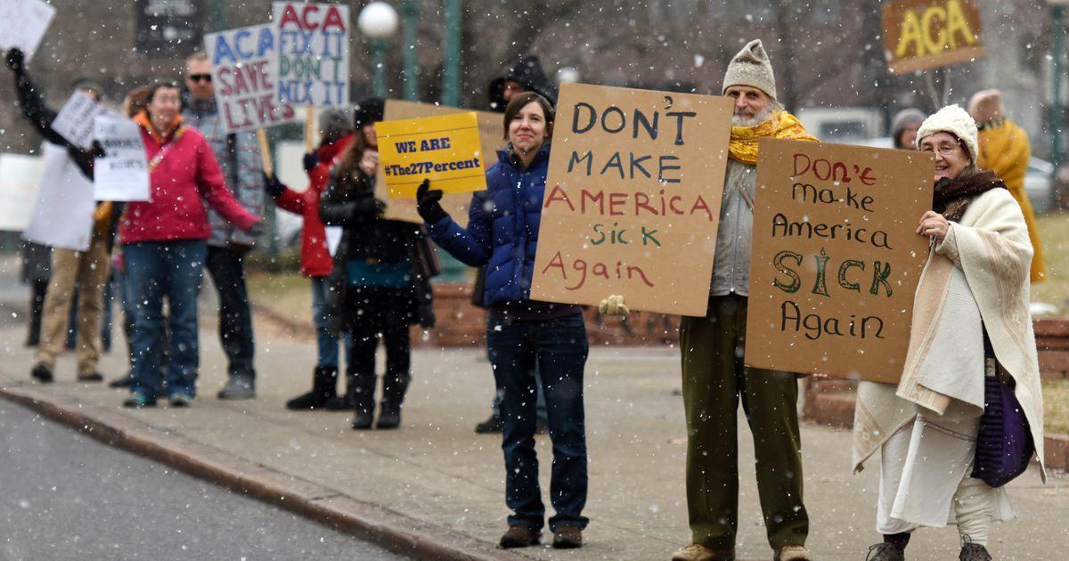 US Senate votes to start debate on repealing Obamacare