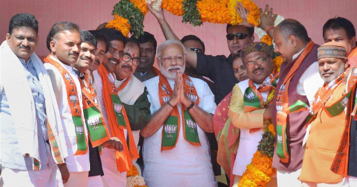 BJP confident of victory in UP