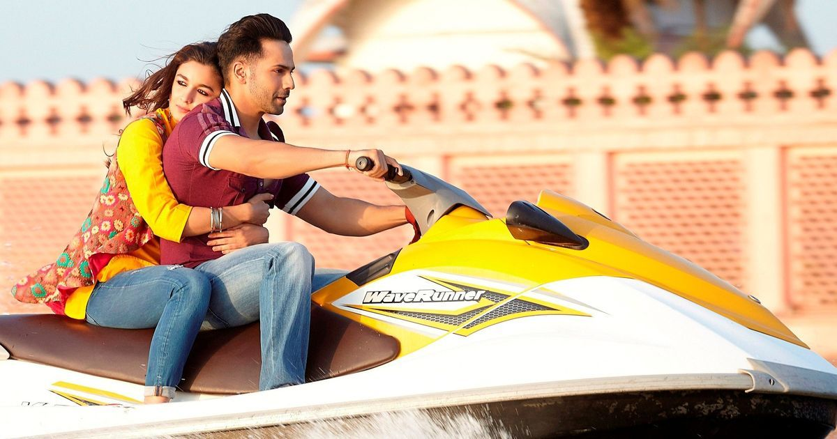 Film review: 'Badrinath Ki Dulhania' is peak optimisation of the Varun Dhawan-Alia Bhatt pairing