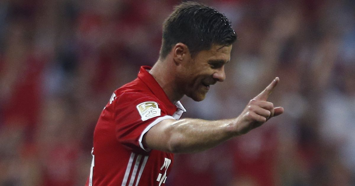 Bayern Munich midfielder Xabi Alonso to retire at the end of season