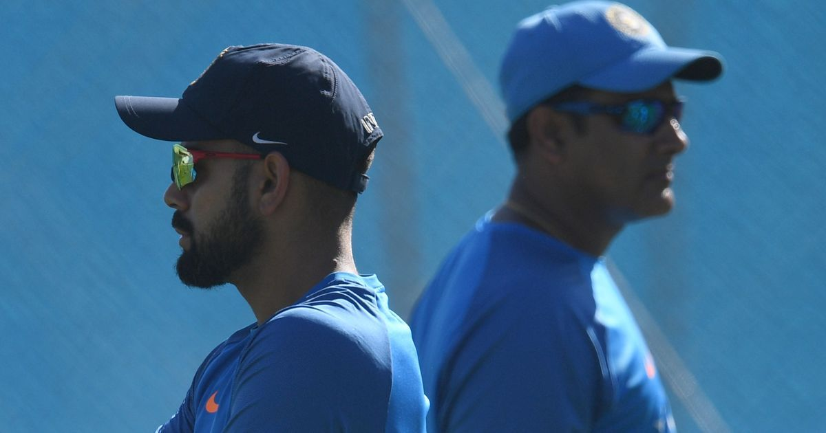 Virat Kohli conveys 'strong reservations' about Kumble in hour-long meeting with CAC: Report