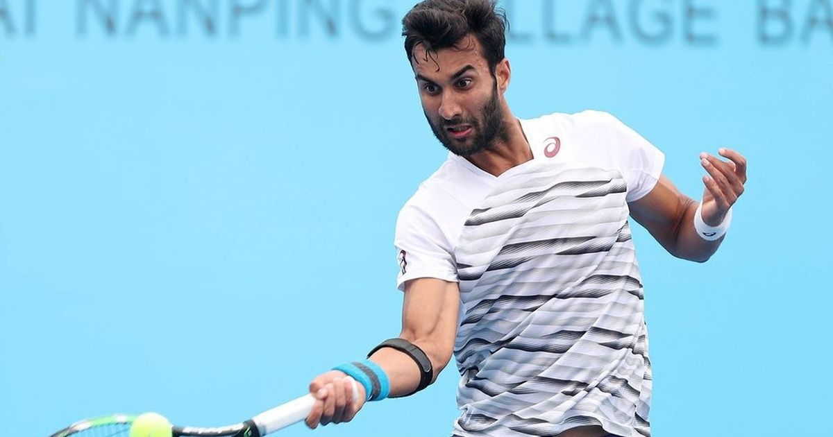Chennai Open: Sluggish Bhambri digs deep to beat Japan's Uchiyama, enters semis