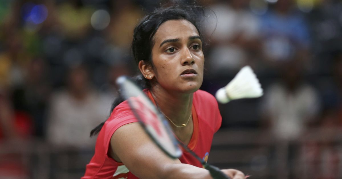 PV Sindhu drops three places to fifth in latest Badminton World Federation rankings