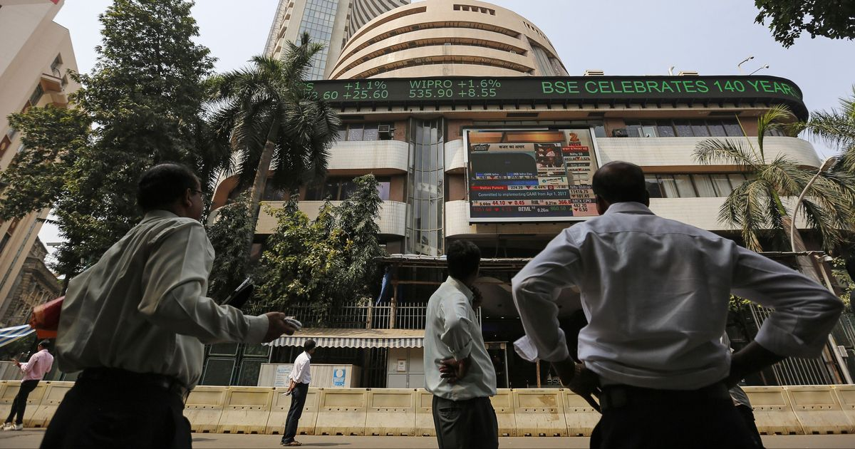 Indian equities slip on profit booking, global cues