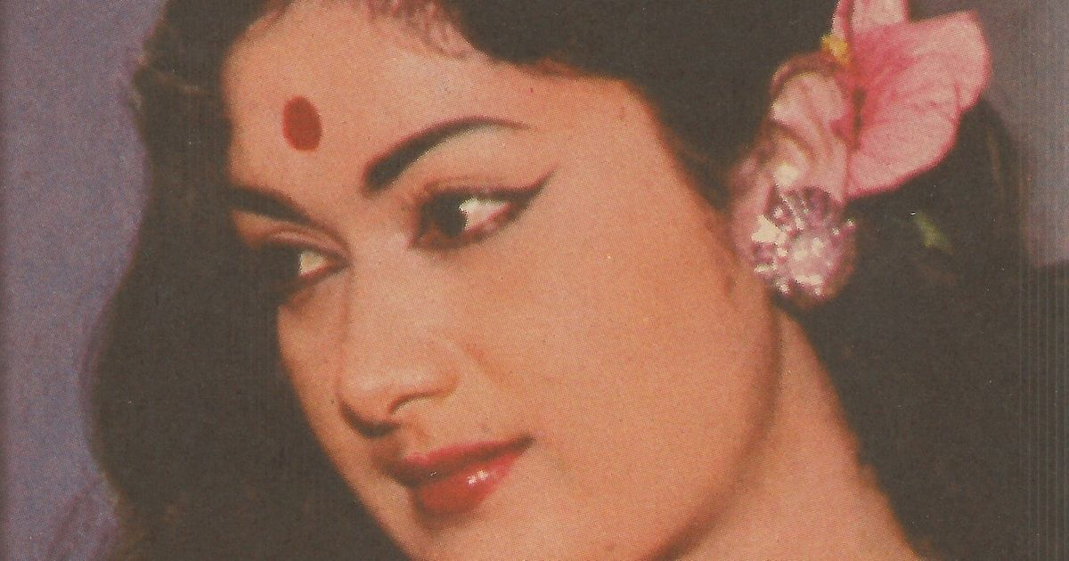 a savitri biopic is in the works since the kind of love she inspires is very
