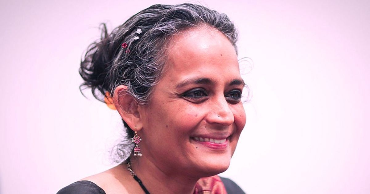 Arundhati Roy's second novel out of Man Booker Prize 2017 race