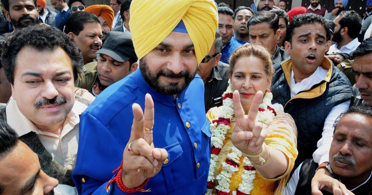 पंजाब सरकार ने अपने ही मंत्री नवजोत सिंह सिद्धू को जेल भेजने का समर्थन क्यों किया?