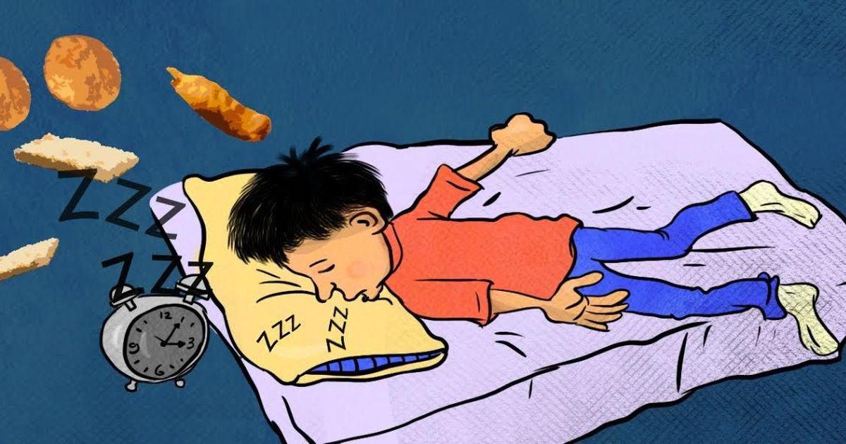 'नींद में बातें करना बुरी आदत हो सकती है, लेकिन इसी ने मुझे और बुरी आदतों में पड़ने से बचाया'