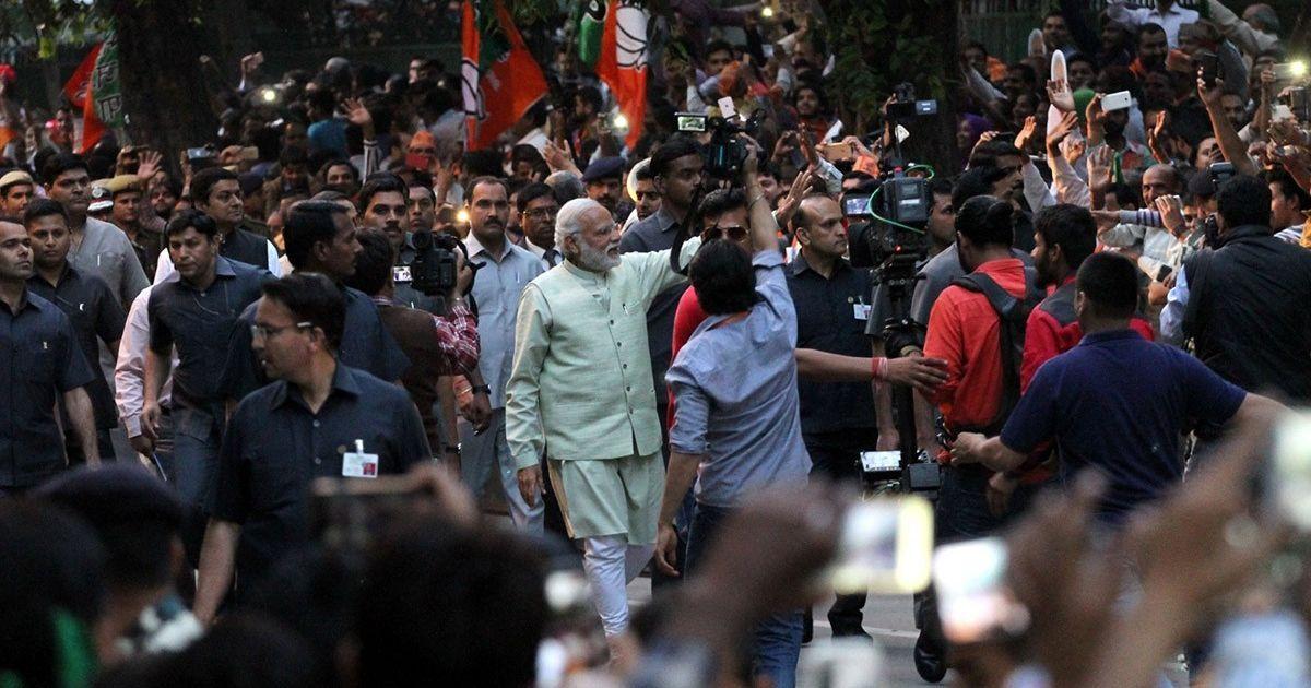 क्या नक्सली प्रधानमंत्री नरेंद्र मोदी के किसी रोड शो को निशाना बनाने की फिराक में हैं?