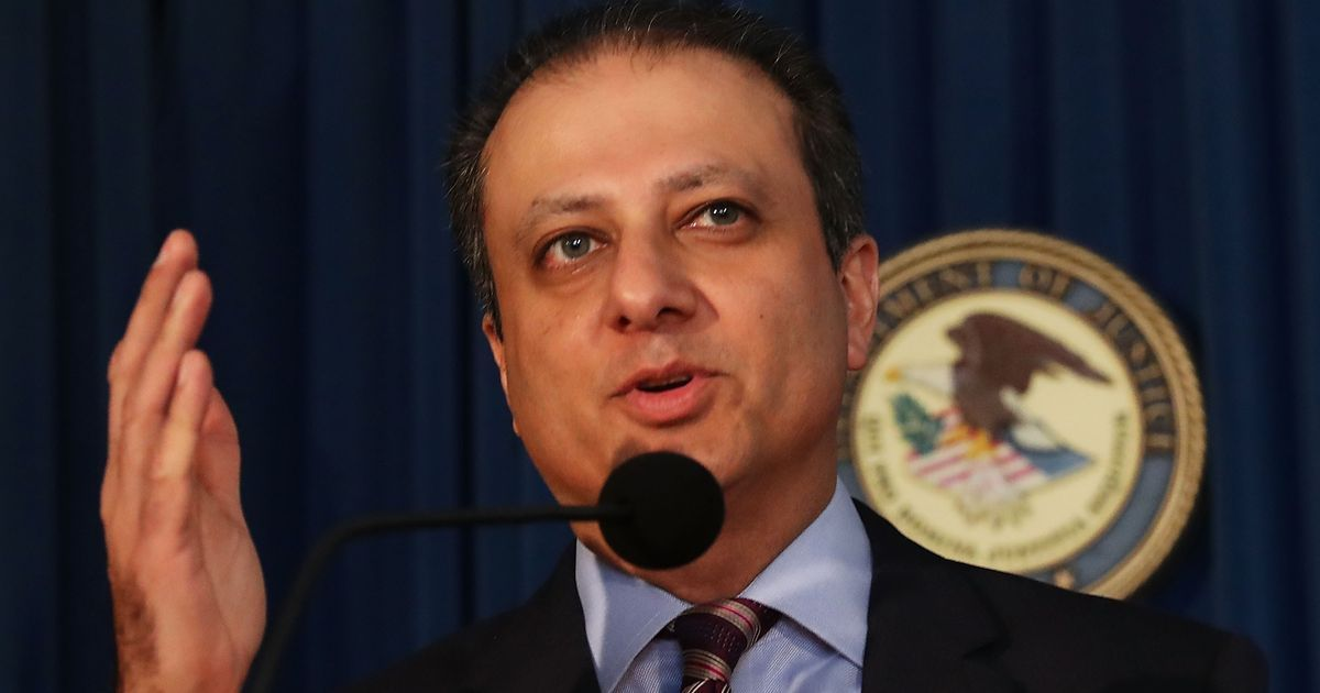When it came to Wall Street, Preet Bharara was not so aggressive about tackling misdeeds