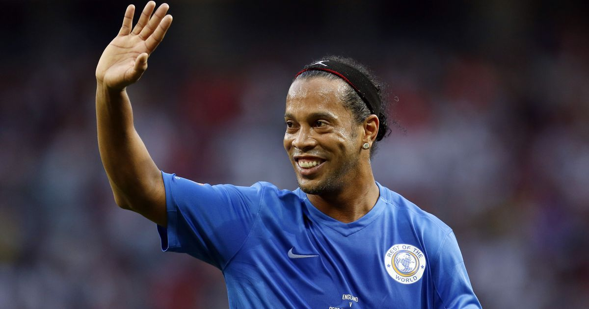 End of an era: Two-time Ballon d'Or winner Ronaldinho retires, his brother confirms