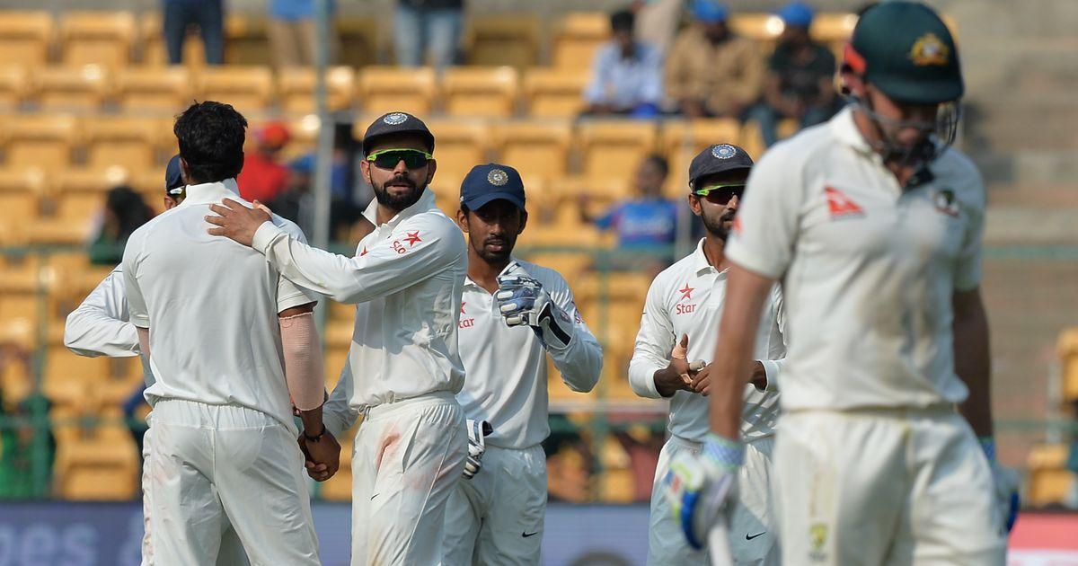 क्या ऑस्ट्रेलिया के क्रिकेटर मैदान से बाहर भी विराट को हराने की कोशिश कर रहे हैं?
