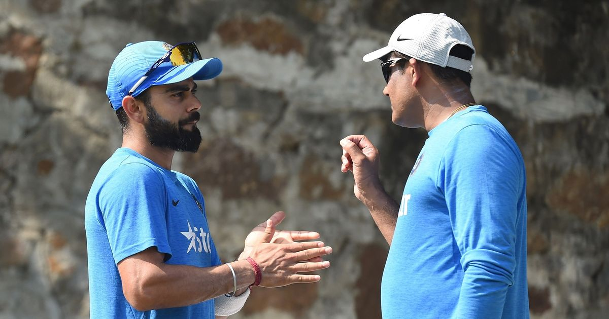 No issues with Kumble, don't spread rumors: Virat Kohli
