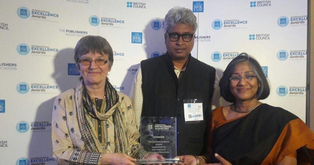 India-based children''s literature festival Bookaroo wins international award at London Book Fair