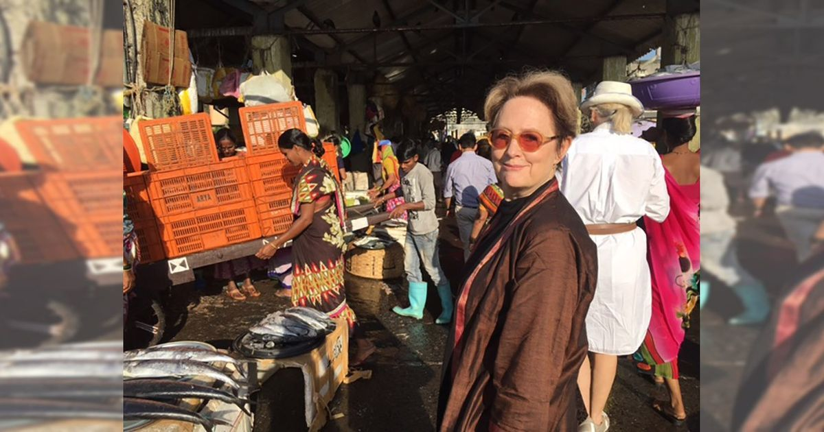 Alice Waters, the pioneer of the farm-to-table movement, has an excellent idea for India