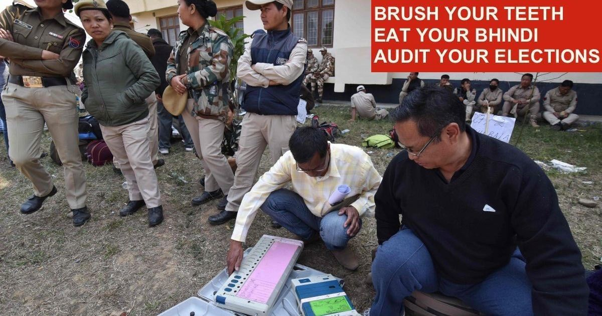 The great EVM debate: Convincing the losers that they lost